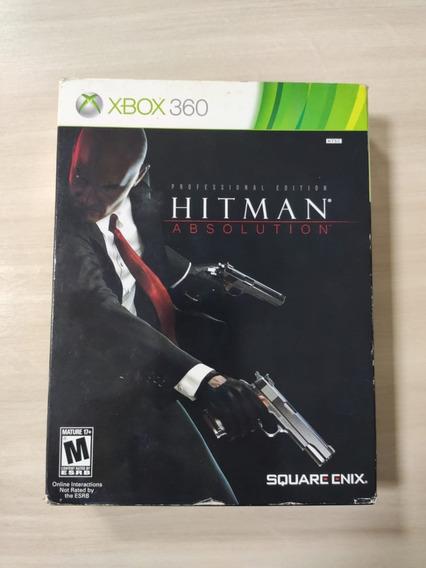 Jogo Xbox 360 Hitman Absolution