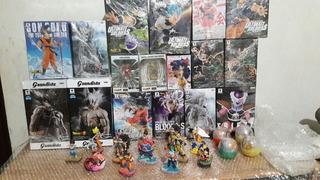 Dragon Ball Megahouse Capsule Neo Banpresto Lote