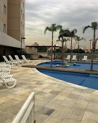 Excelente Apartamento Com 110,00 Metros Quadrados Área Útil Perto Do Shopping Park Santana - Cf11501