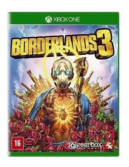 Borderlands 3 Xbox One - Mídia Física Pronta Entrega