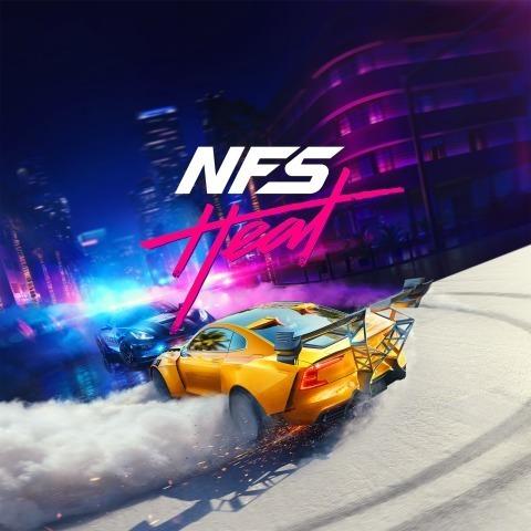 Need For Speed Heat, Ps4, Mídia Digital, Aluguel De 15 Dias