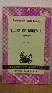Luces De Bohemia Ramón Del Valle-inclán
