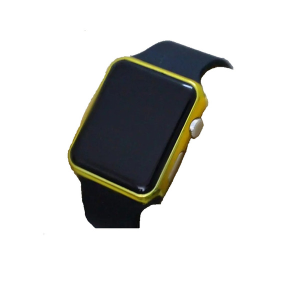 Reloj Inteligente Led Watch Sport Unisex Para Mujer Y Hombre