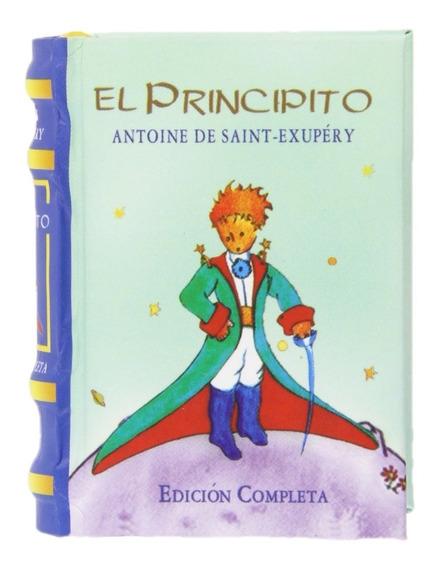 El Principito - Mini Libro - Antoine De Saint Exupery
