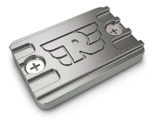 Imagen 1 de 1 de Tapa Bomba Freno Aluminio Royal Enfield