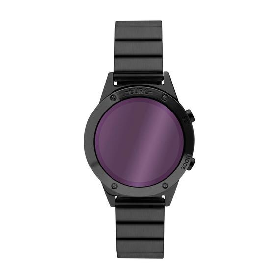 Relógio Feminino Euro Fashion Reflexos Eujhs31bad/4g Preto