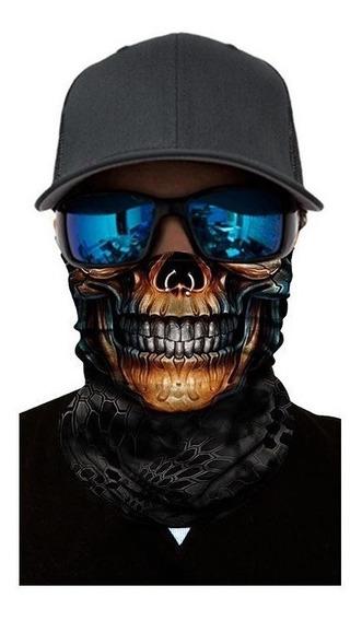 Bandana Buff Mascara 3d Ciclismo Moto Sport Uv Protector