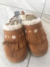 Oshkosh Zapatos Suecos Niña Talla 13 Usa