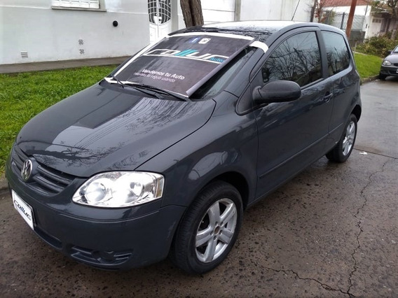 Volkswagen Fox Trendline 1.6 2008