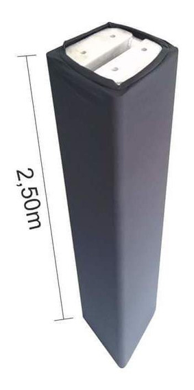 Capas Luva Q20 Para Trave 2,50 X 3,00 + 2 Capas De Base