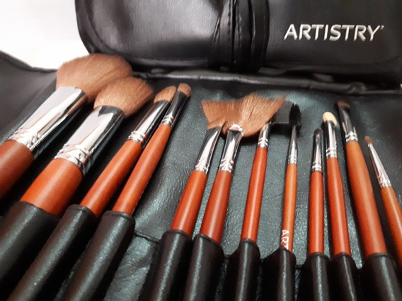 Brochas Profesionales Artistry (amway) Importadas De Usa