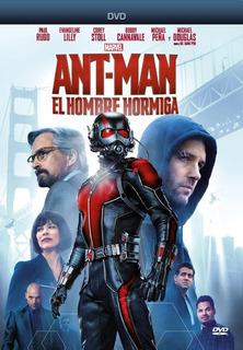 Dvd Ant Man El Hombre Hormiga Nuevo Cerrado Original