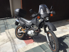 Yamaha Xt 600e 2004 Otimo Estado Com Bau Givi E Capa