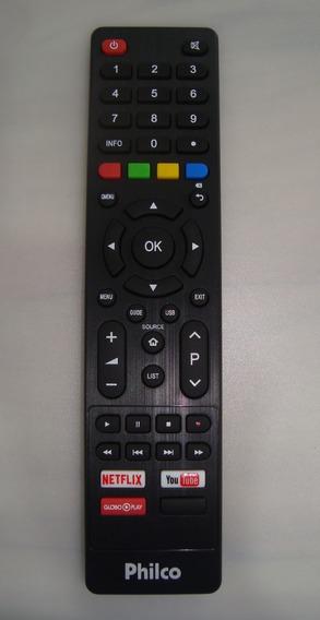 Controle Remoto Smart Tv Philco Original Todos Modelos