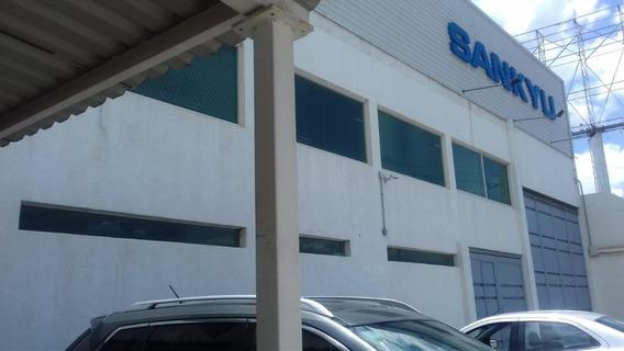 Nave Industrial 2000m2 Cerca Aeropuerto Del Bajio