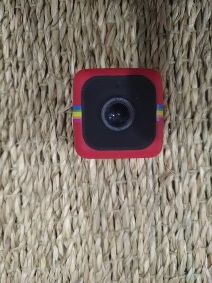 Polaroid Cube Hd Action Camera + Waterproof Case
