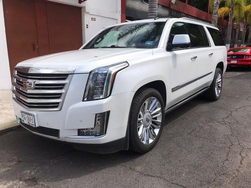 Imagen 1 de 13 de Cadillac Escalade Esv Platinum 2016
