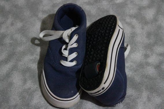 Zapatos Con Una Rueda Original Heelys Talla 33 21cm