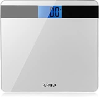Digital Scale For Bathroom, Avantek Bathroom Scale With Step