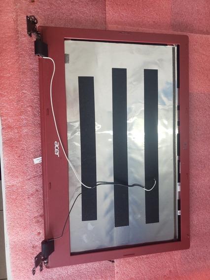 Carcaça Tampa Tela Acer E5-573 Vermelho