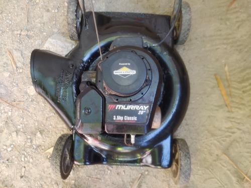 Podadora Caminadora  A Gasolina Murray 20 , 8.5 Clássic