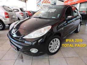 Peugeot 207 Flex 5p Sem Entrada Ipva Total Pago