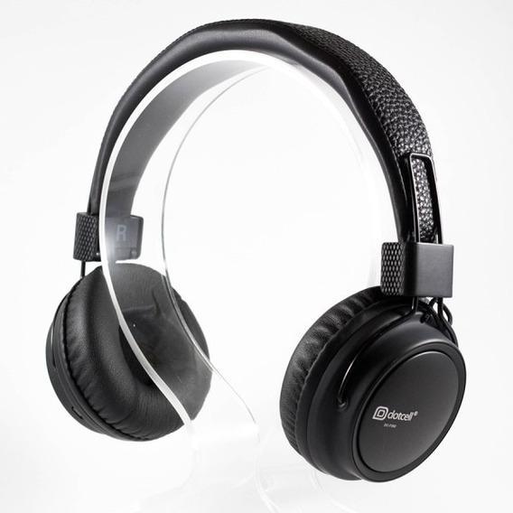 Fone De Ouvido Bluetooth 4.1- Isolador De Ruido + Cabo P2
