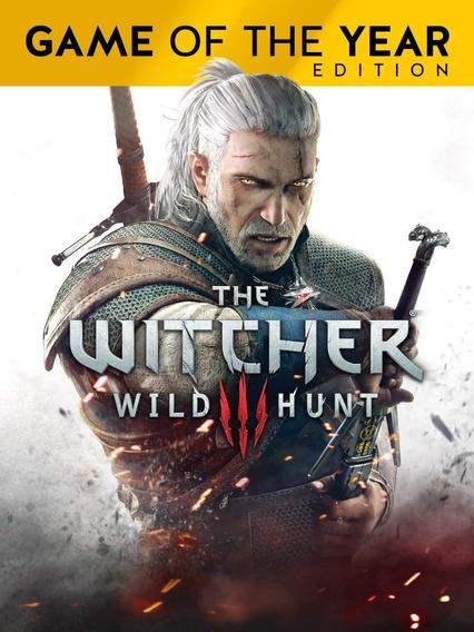The Witcher 3: Wild Hunt - Goty Pc Mídia Digital