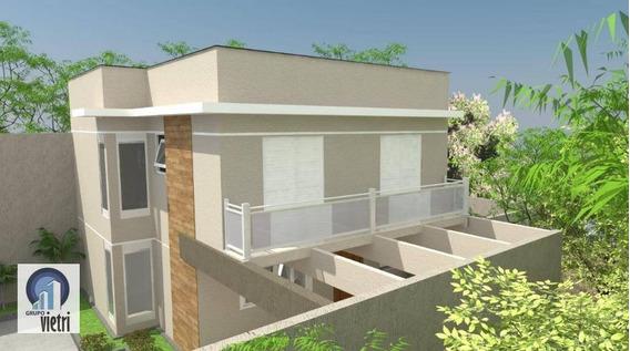 Sobrado Com 3 Dormitórios À Venda, 138 M² Por R$ 720.000 - Região Central - Caieiras/sp - So2344