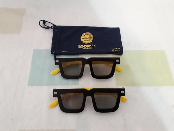 Óculos 3d Par-the Spongebob Movie Sponge Out Of Water R