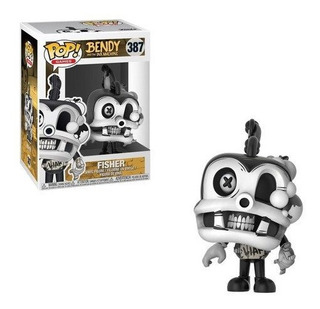 Funko Pop Bendy And The Ink Machine Fisher 387