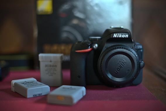 Camera Nikon D5500, 39 Mil Clicks, Adaptador M42-nikon