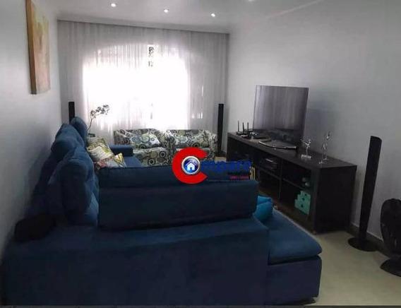 Sobrado Com 3 Dormitórios À Venda, 150 M² Por R$ 620.000 - Jardim Vila Galvão - Guarulhos/sp - So2004