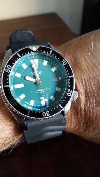 Relógio Seiko Scuba