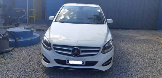 Mercedes B200 2015 1.6 Turbo