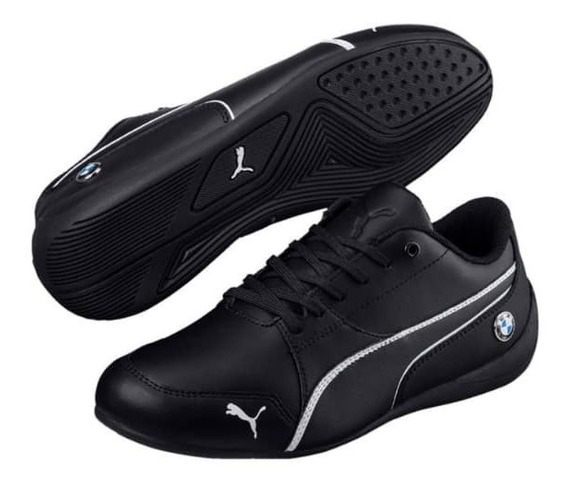 Zapatillas Puma Bmw Drift Cat 7 Motorsport Negras Env Gratis