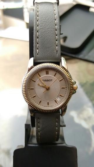 Lindo Relógio Feminino Tissot Swiss