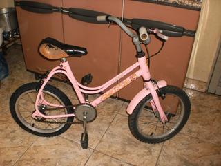 Bicicleta Monark Brisa Aro 16,linda