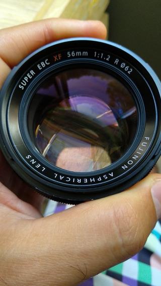 Lente Fujifilm Xf 56mm F/1.2 R (fungos)