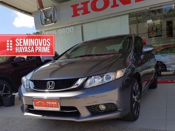 Honda Civic Lxr 2.0 16v Flex, Lrn6h03