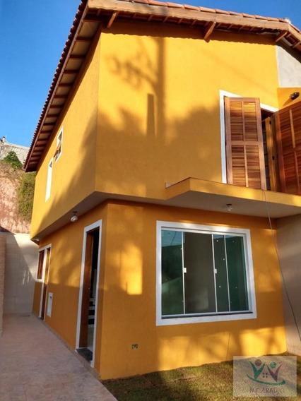 Casa Para Venda Em Mogi Das Cruzes, Parque Residencial Itapeti, 2 Dormitórios, 2 Suítes, 3 Banheiros, 2 Vagas - Ca0422_2-1069614