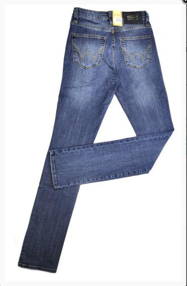 Calça Jeans Feminina Wrangler Importada Deana West
