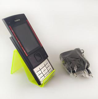 Celular Nokia X3-00 Original Leia Todo Anuncio Raridade