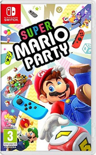 Super Mario Party - Nintendo Switch - Off
