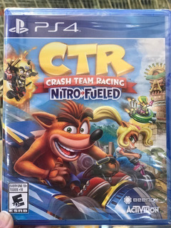 Crash Team Racing Nitro Fueled Ps4 - Temperley - Stand Coto