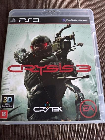 Jogo Crysis 3 Play 3