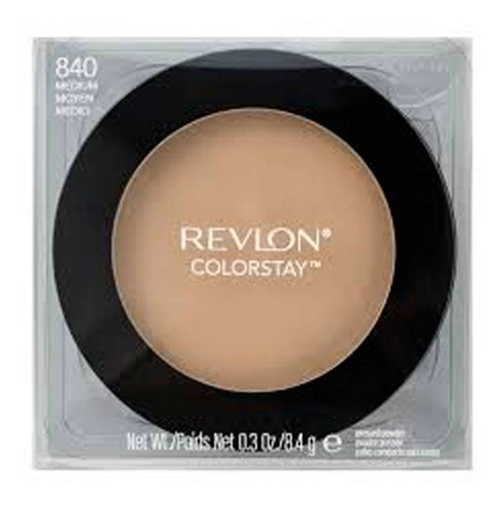 Revlon Colorstay Pressed Powder 840 Light/medium