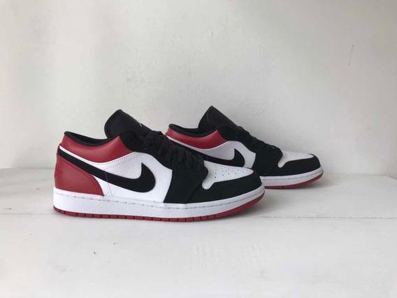 Sneakers Originales Jordan 1 Low Black Toe Originales