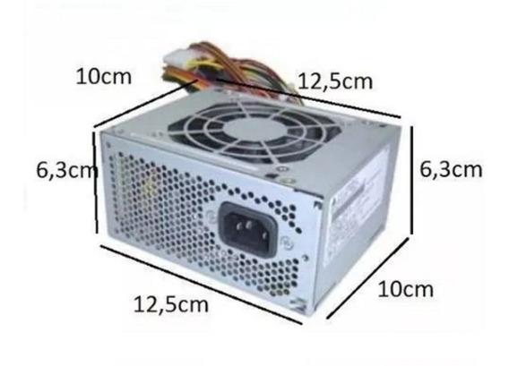 Fonte Flux Tm4230m Mini Atx 230w 20+4p