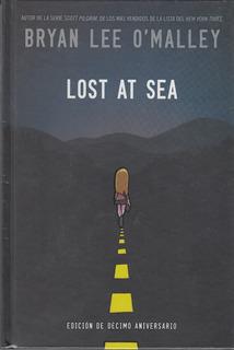 Novela Grafica: Lost At Sea Nuevo En Español Kamite Deluxe